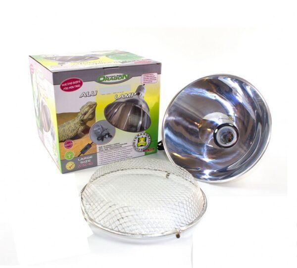 aluminiumsskærm lampe Ø14 diameter